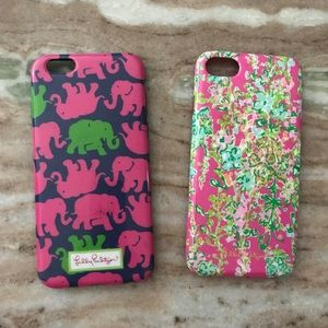 Lilly Pulitzer iPhone 6-7 phone cases